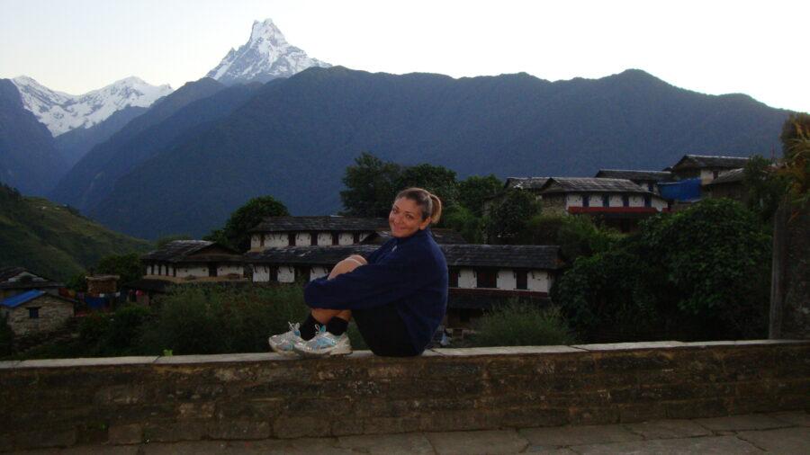 il mio sogno di andare in Nepal
